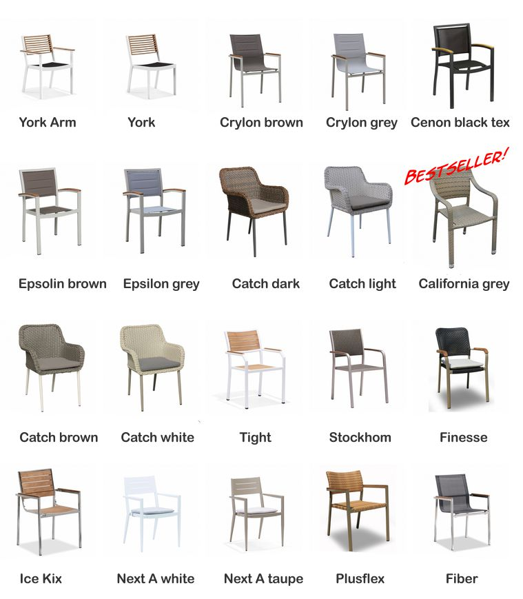 Solgarve Import Wholesale Of Outdoor Furniture For Hotels